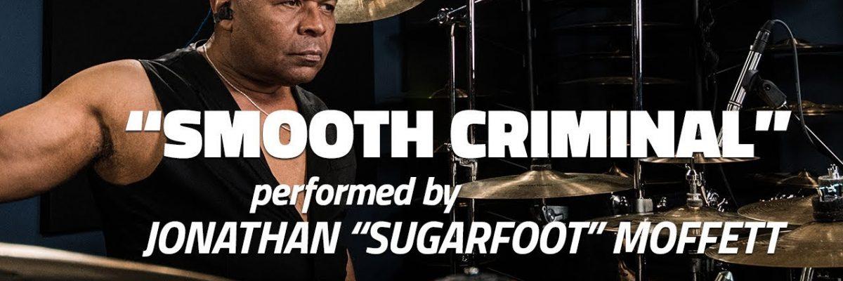 Jonathan Moffett: Smooth Criminal (Drumeo)