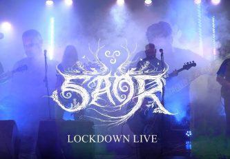 Saor: Lockdown (En vivo)