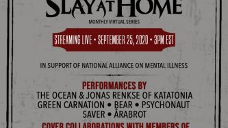 Slay at home: serie virtual mensual (septiembre)