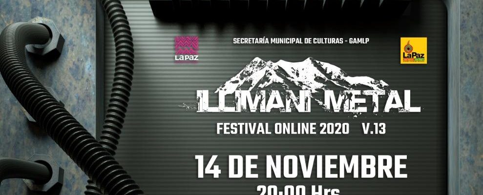 Illimani Metal Fest 2020: Metal es cultura, Metal con altura (online)