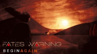 Fates Warning: Begin Again (video)