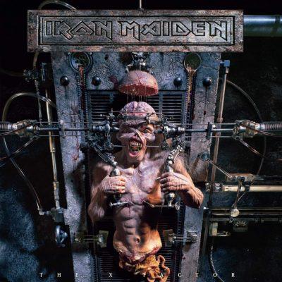 Iron Maiden – The X Factor (1995)