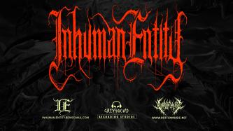 Inhuman Entity: Putridos ornamentos ensangrentados (Video)
