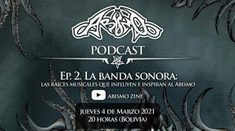Abismo podcast: Ep. 2. La banda sonora