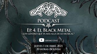 Podcast: Ep. 4. El Black Metal ¿va más allá de lo musical?