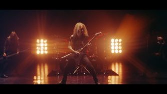 Bodom After Midnight: Paint the sky with blood (video)