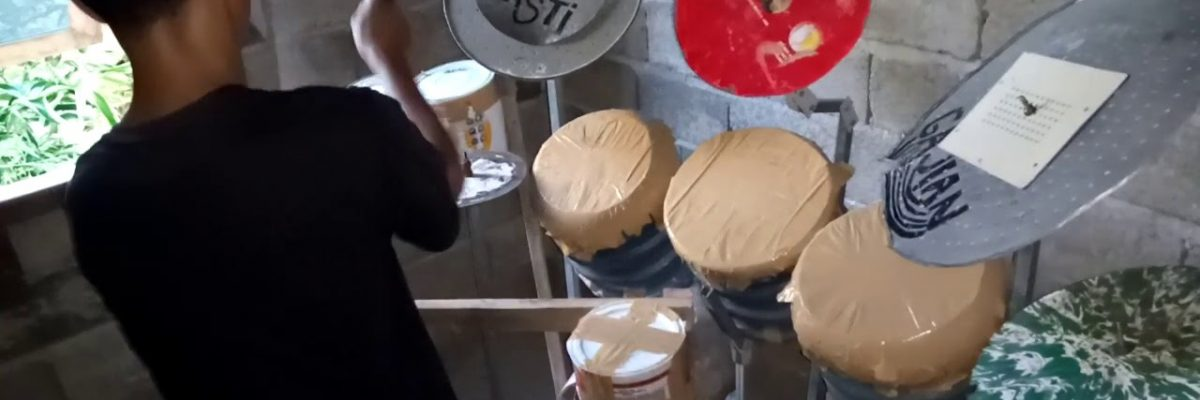 Deden Noy: Metropolis Part 1 (Drum Cover)