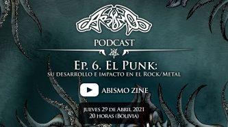 Podcast Ep. 6. El Punk: su desarrollo e impacto en el Rock/Metal