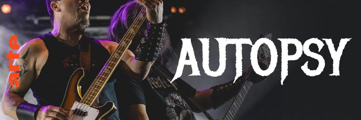 Autopsy: Live @ Hellfest 2017