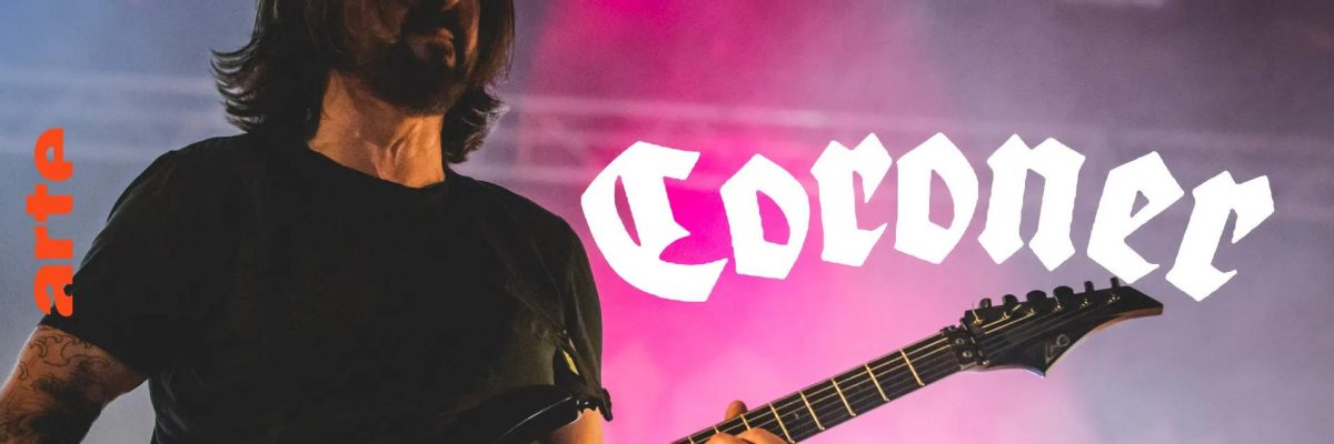 Coroner: Live @ Hellfest 2017