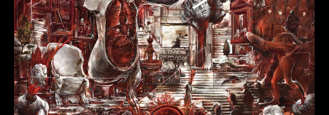 Nekromantheon – The Visions of Trismegistos (2021)