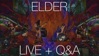 Elder: Omens live session + Q&A