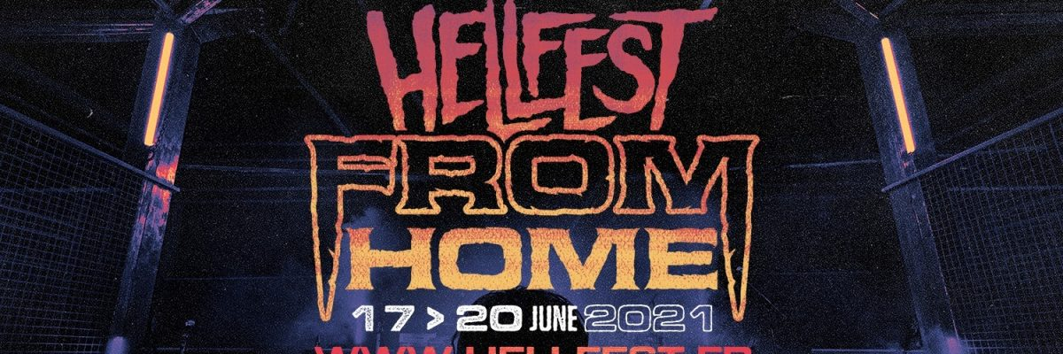 Hellfest from home 2021: ¡evento completo disponible!
