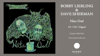 Bobby Liebling & Dave Sherman: South of the Swamp (audio)