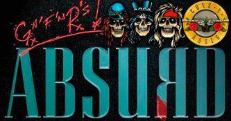 Guns N' Roses – ABSUЯD (Video)