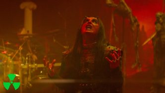 Cradle of Filth: Crawling King Chaos (video)