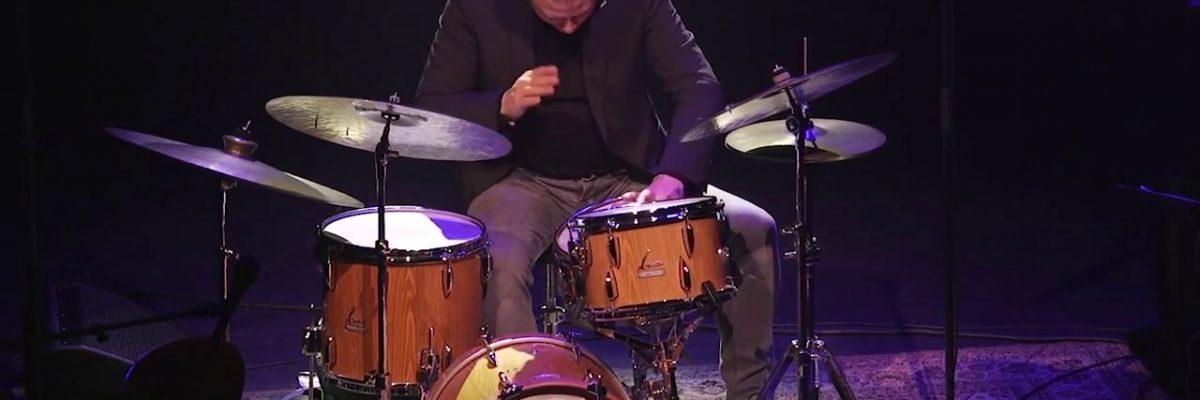 Win de Vries: Drum Solo (2018)